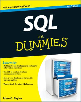 SQL for Dummies By Taylor, Allen G.